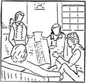 Bild aus dem OMT-Test: Was ist der Hauptperson wichtig? Wie fühlt sich die Hauptperson dabei?